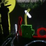 """""""Si aprovecháramos la creciente ruralización de esta ciudad y utilizamos el modelo de """"finca abandono""""; podemos aspirar a vivir en 2019, en la sexta reserva de la biosfera del país."""" : Luis Gárciga 2013, video instalación"""