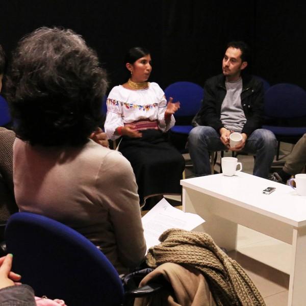 Rutas conversatorio PH :Paula Parrini