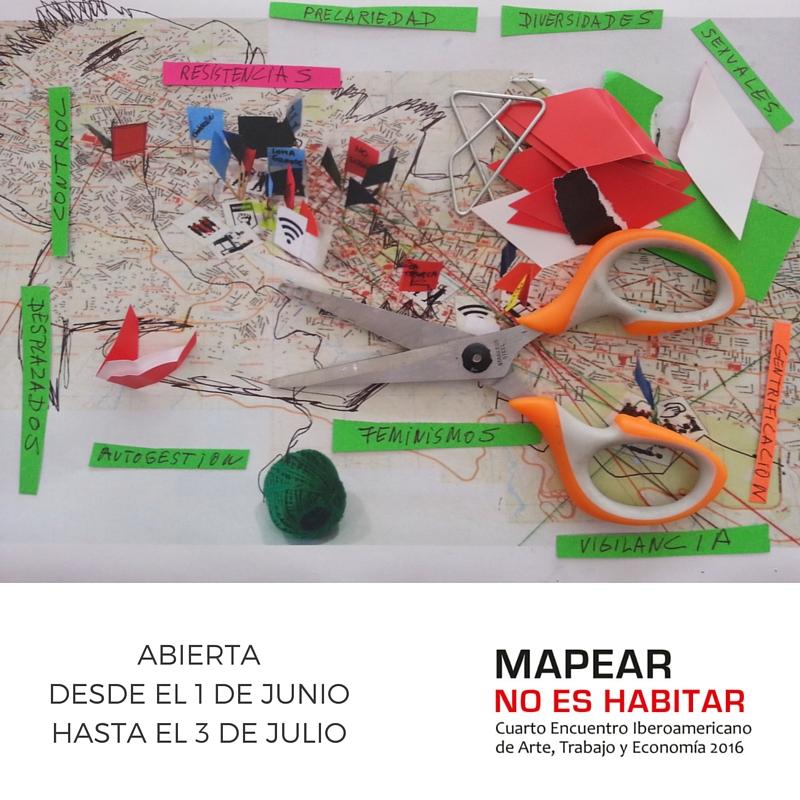 Convocatoria Abierta / Open Call : Residencias De Arte Y (re)acción Ciudadana.